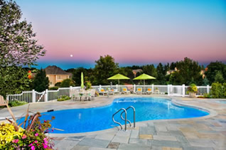 barrington lake il swimming pools